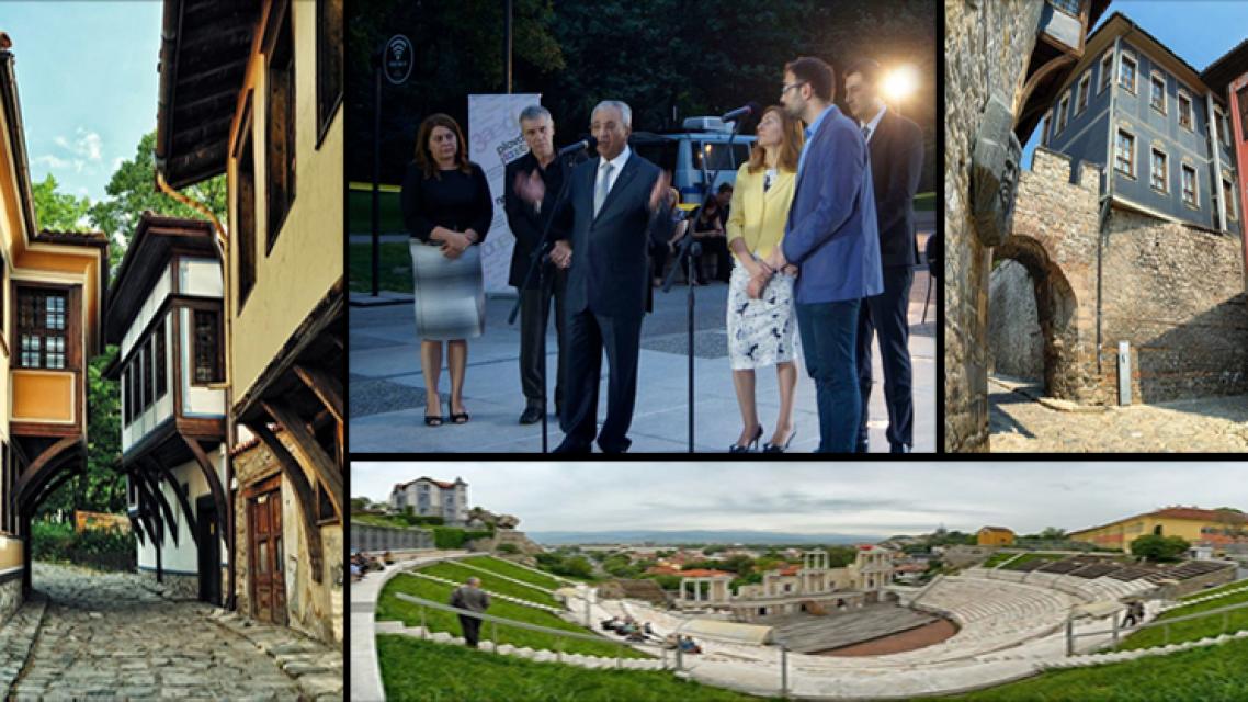 Bulharský Plovdiv získal ocenenie