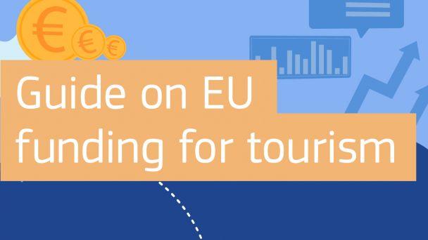 Príručka o možnostiach čerpať  EU fondy na cestovný ruch