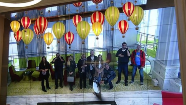 Press-tripy a info- cesty členov FIJET SLOVAKIA ,ktoré organizovala CK HYDROTOUR