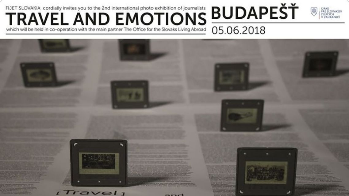 Travel & Emotions 2018 - Budapešť