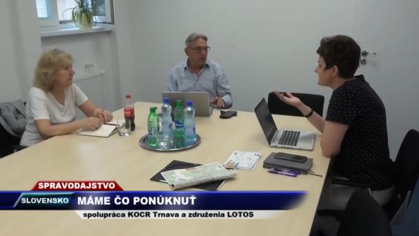 Stretnutie  v  KOCR Trnavský kraj